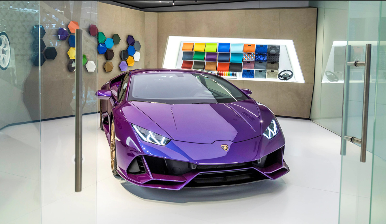 Ad Personam Lamborghini