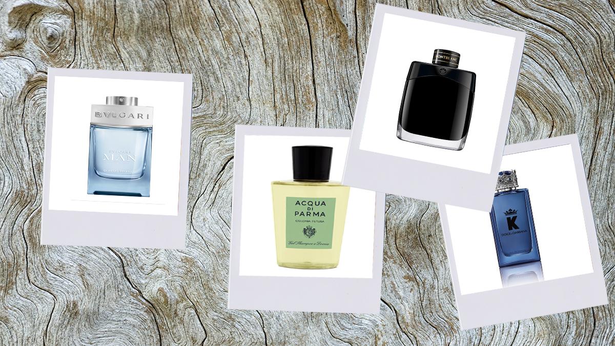 Perfumes de hombre/Fotos: Unsplash, cortesía marcas.