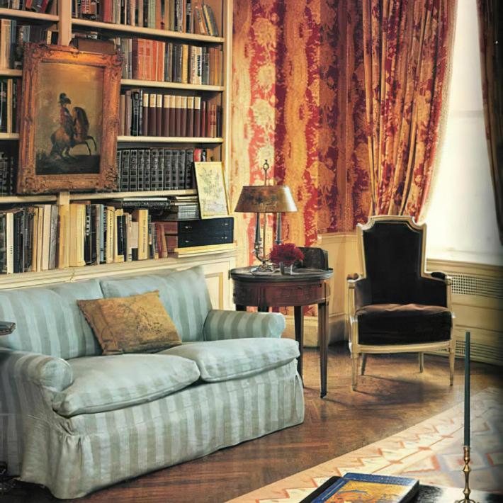 Interior del apartamento NY