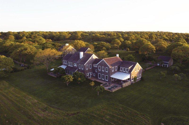 Casas de Jackie Kennedy