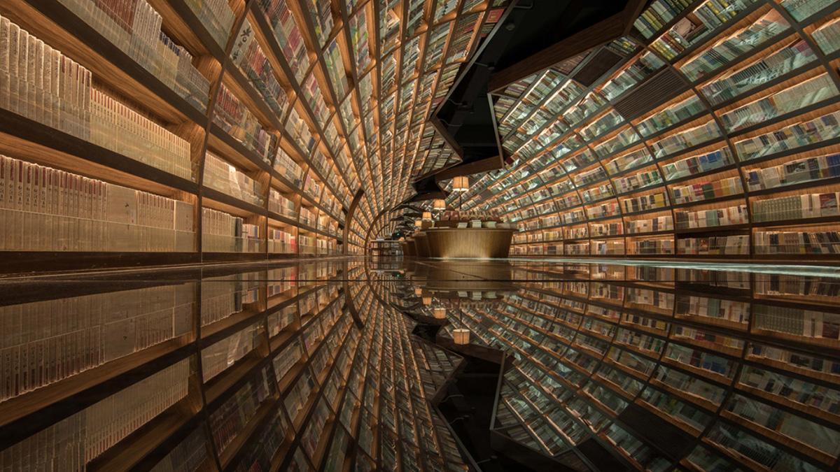 Librería Zhongshuge en Yangzhou/Foto: Yangzhou Zhongshuge.