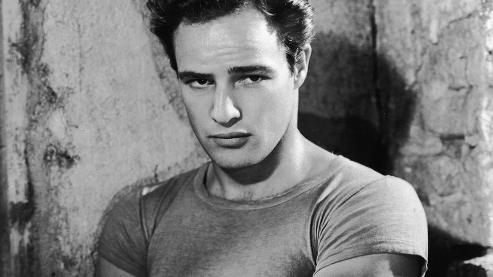 En la imagen, un retrato de Marlon Brando. /Foto: Getty
