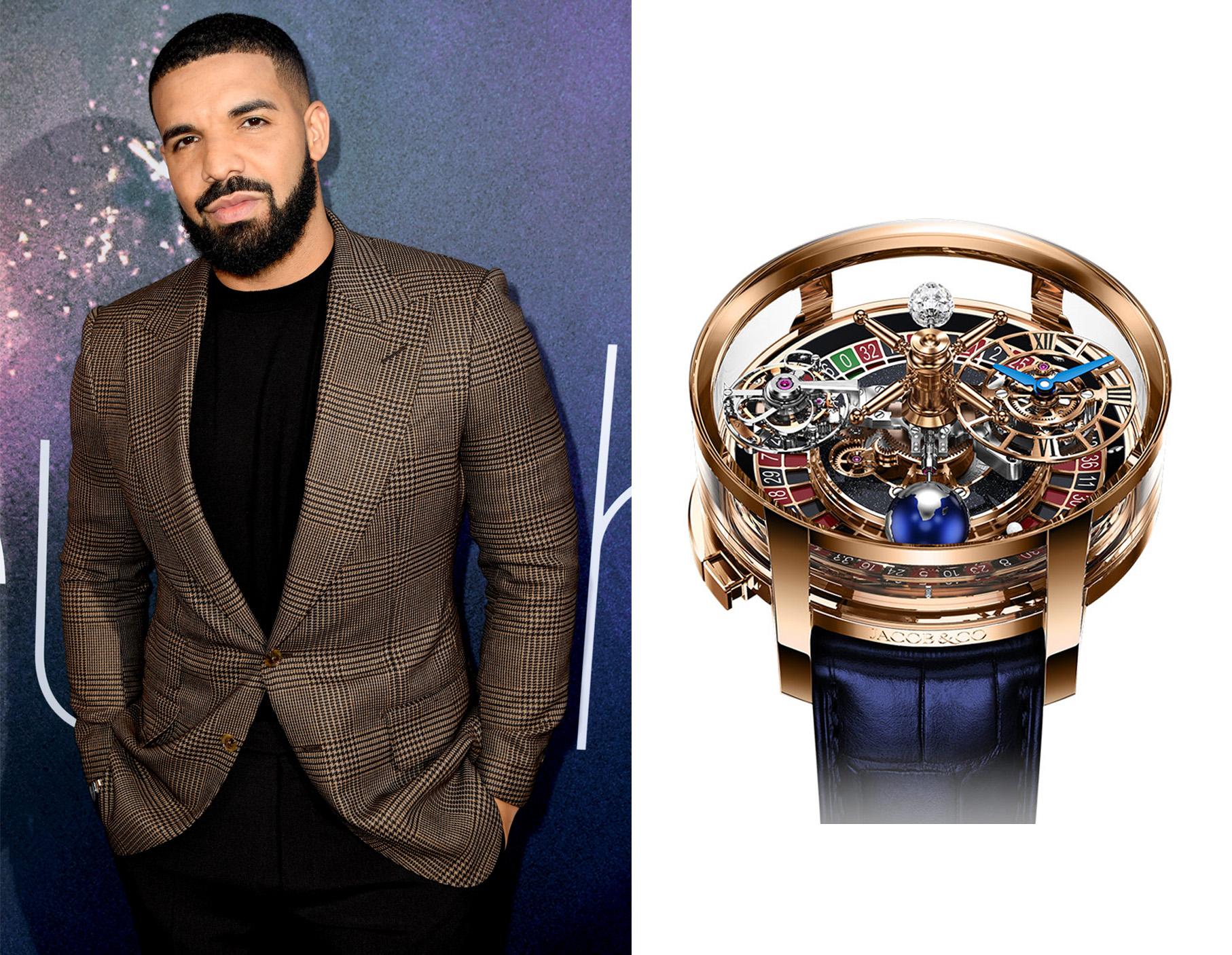 De Roger Federer a George Clooney: sus relojes favoritos