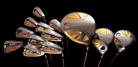 Five Star Golf Clubs. /Foto: Pinterest