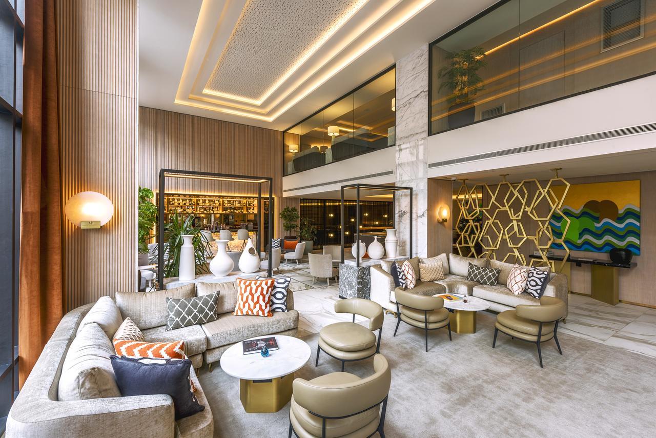Hotel Rasisson Blu Hotel Casablanca City Center