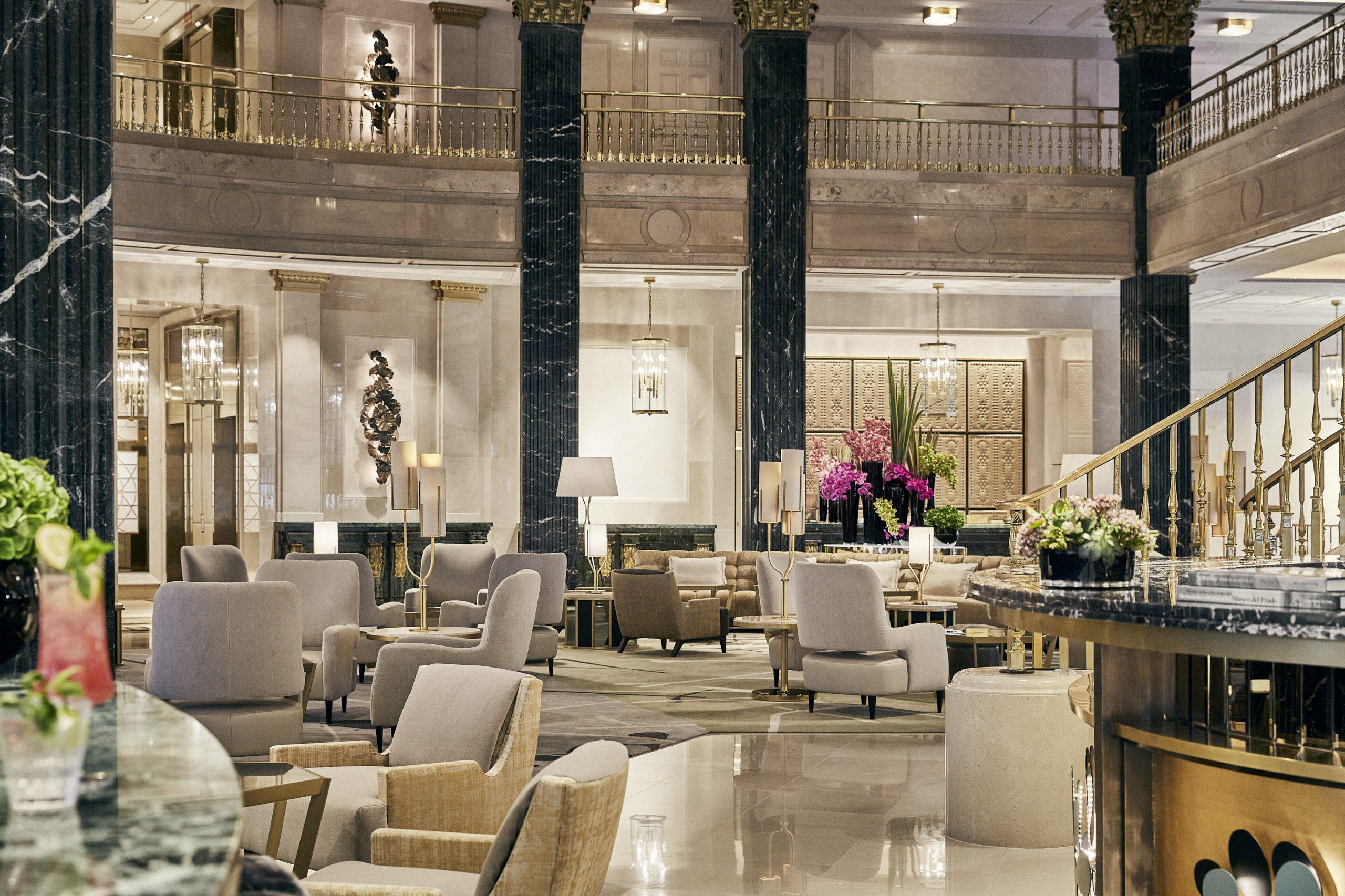 Lobby del hotel: Foto: Foto: Four Seasons Madrid.