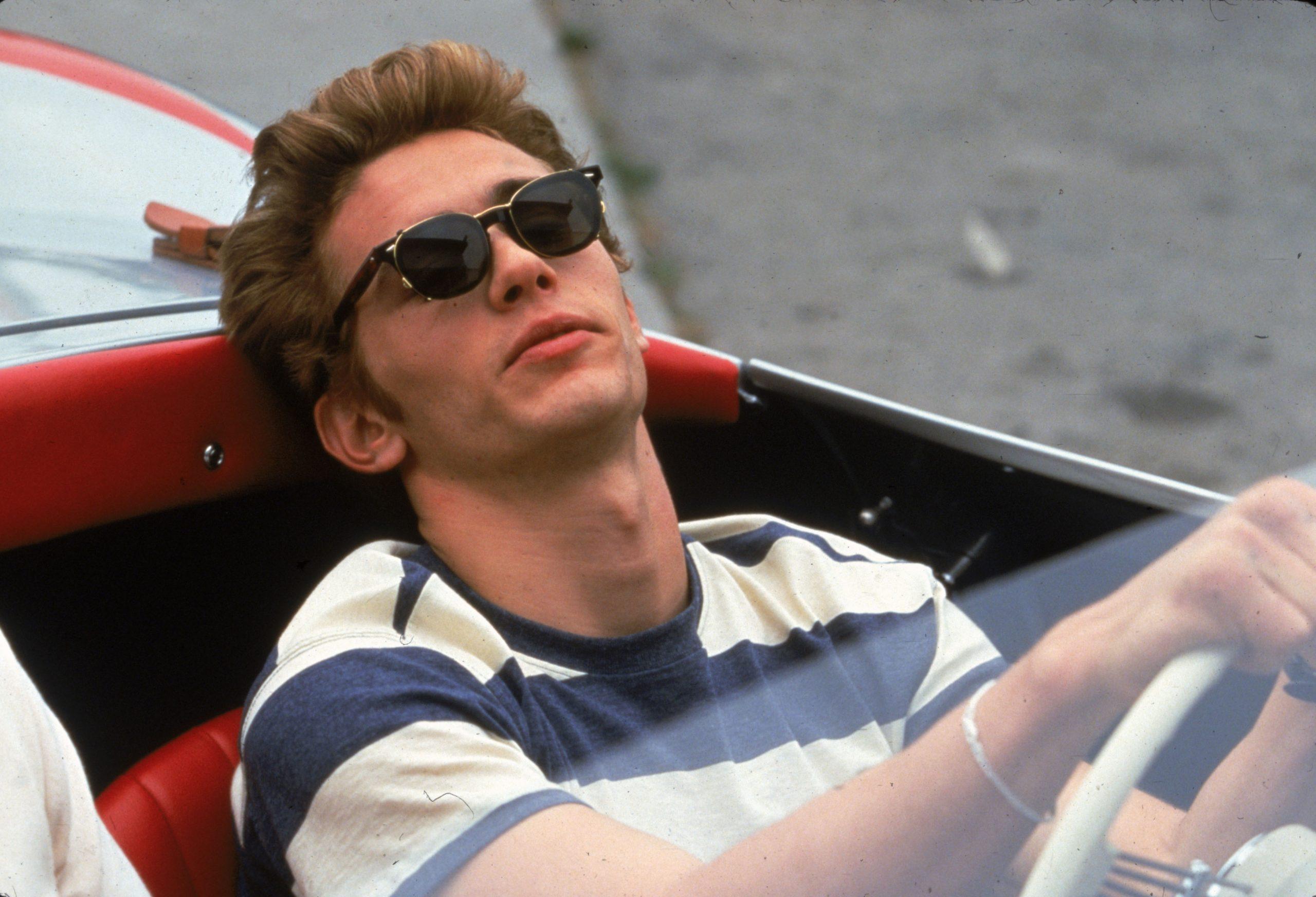 Un fotograma de una de las películas de James Dean. /Foto: Getty