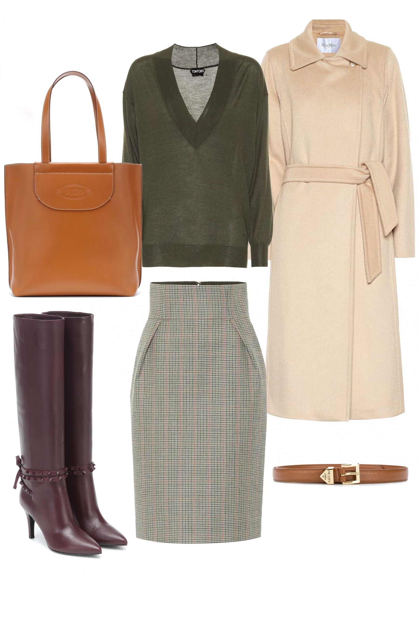 Look inspirado en el estilo de Rachel Zane, de Suits/Foto: Cortesía marcas.