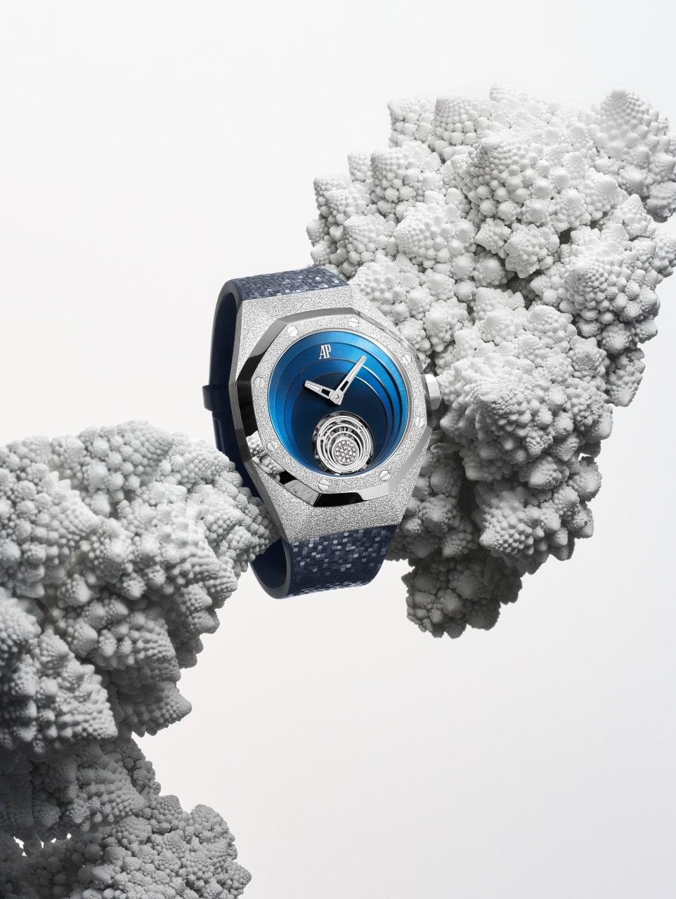 Audemars Piguet y Ralph and Russo fusionan moda y alta relojería