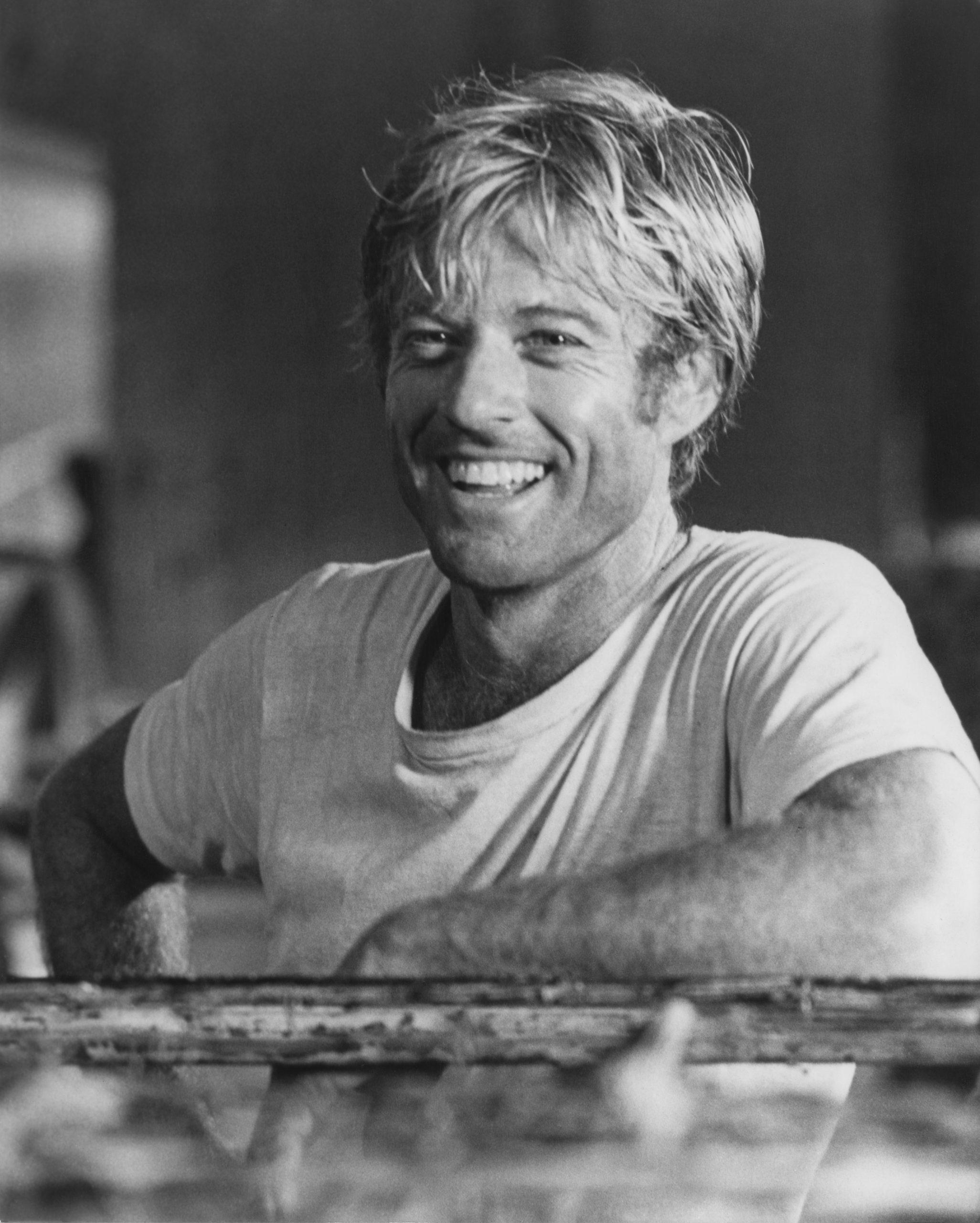 En la imagen, el actor Robert Redford. /Foto: Getty