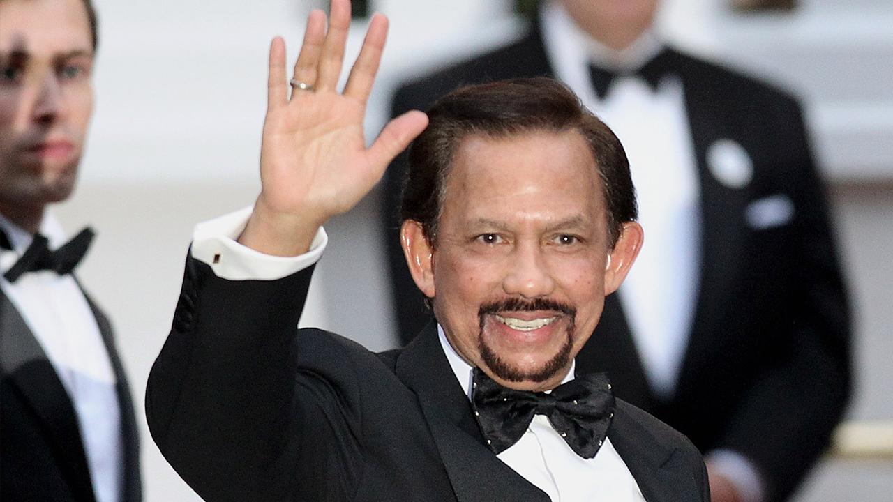 En la imagen, el Sultán de Brunéi./Foto:Getty