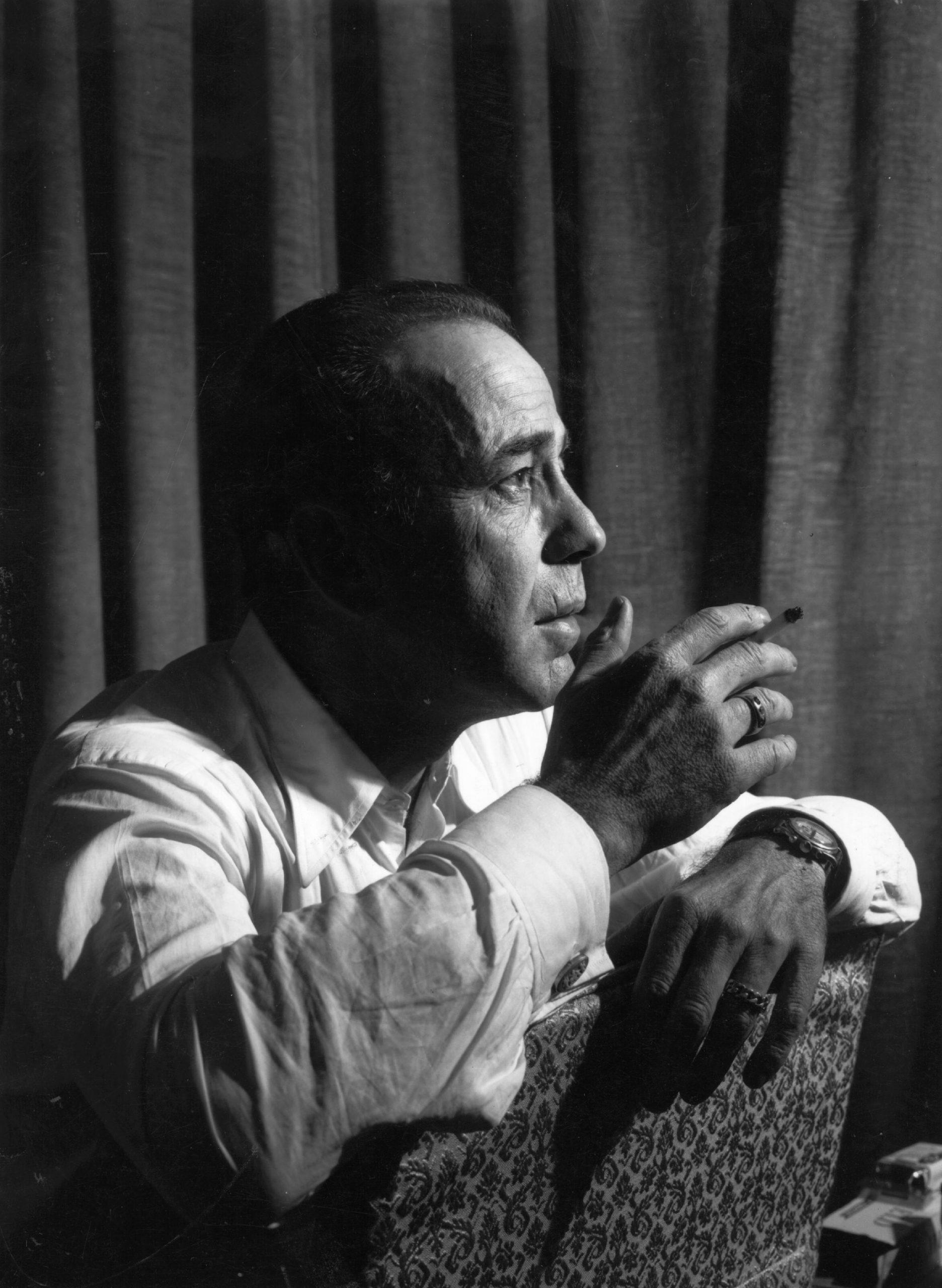 Humphrey De Forest Bogart en 1953./Foto: Getty