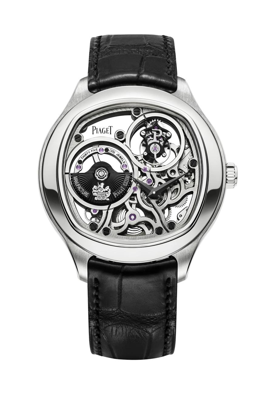 En la imagen, el reloj Piaget Emperador. /Foto: Cortesía de la marca.