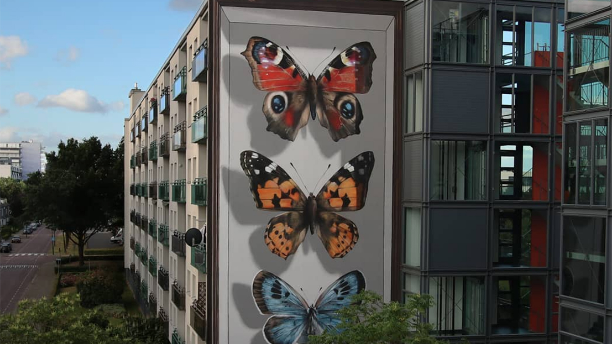 Street art Mantra