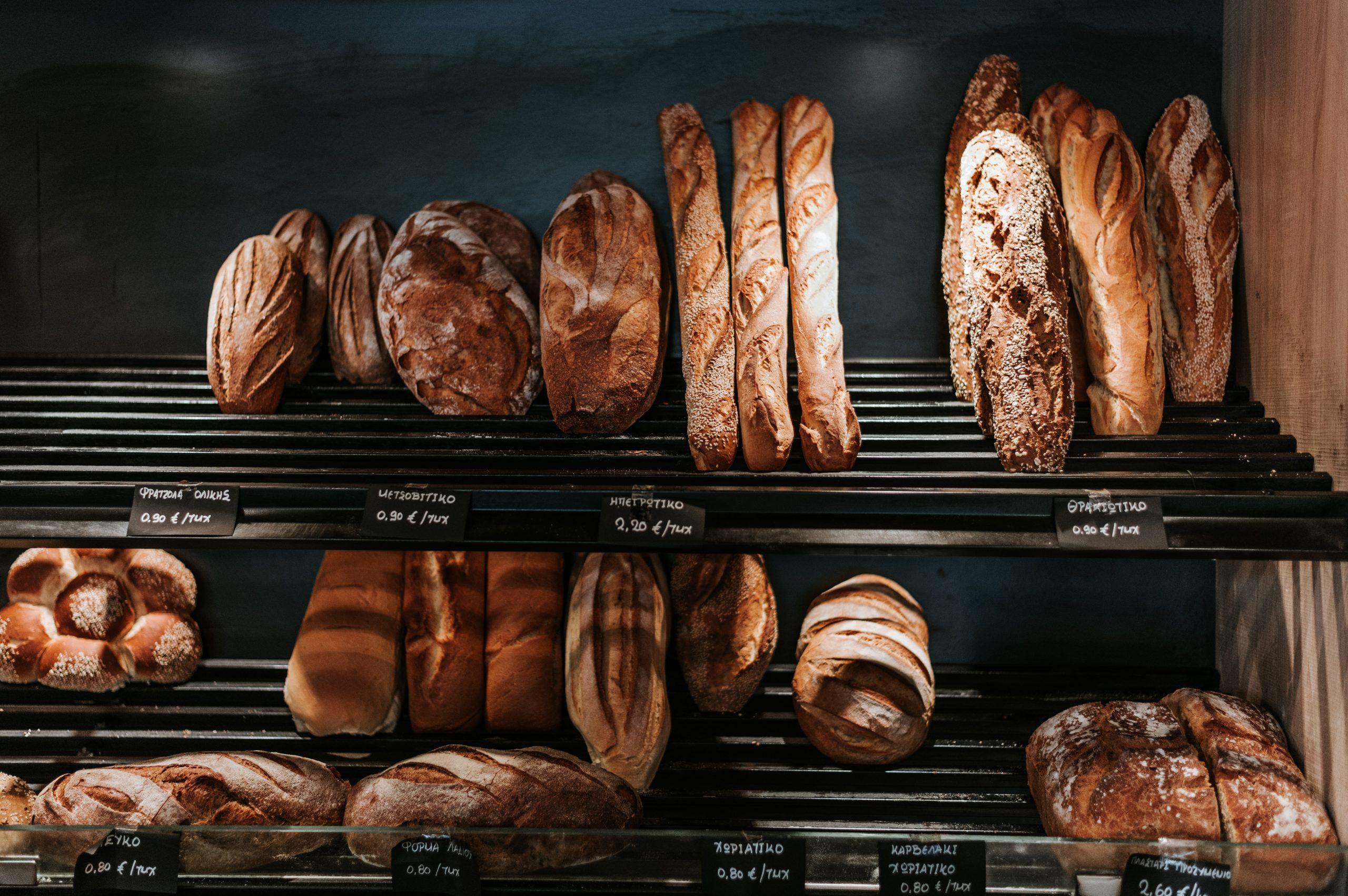 En la imagen, una bonita panadería./Foto: Unsplash