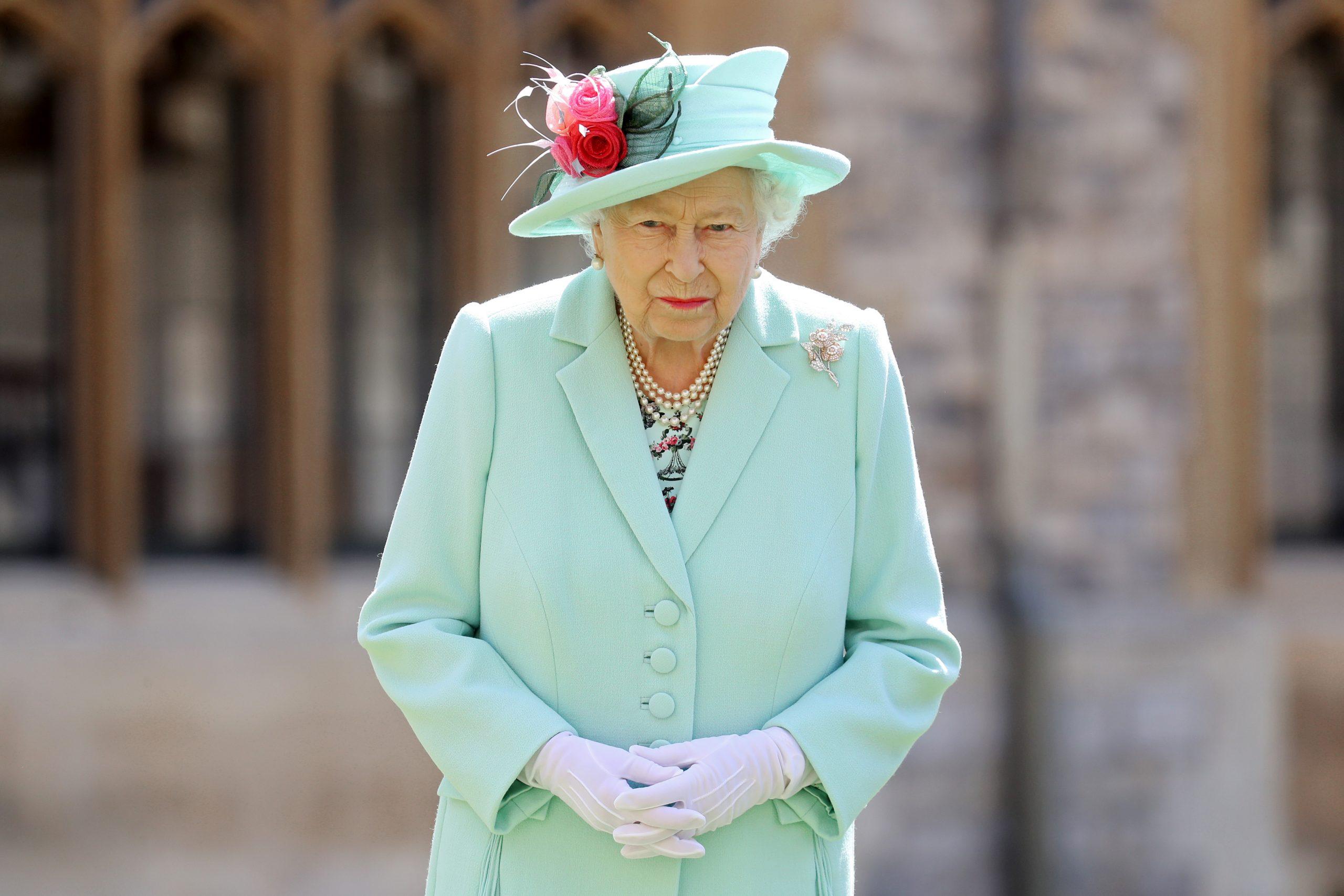 En la imagen, la Reina Isabel II. /Foto: Getty