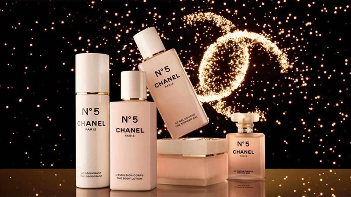 La línea de perfumado Nº5/Foto: Chanel.