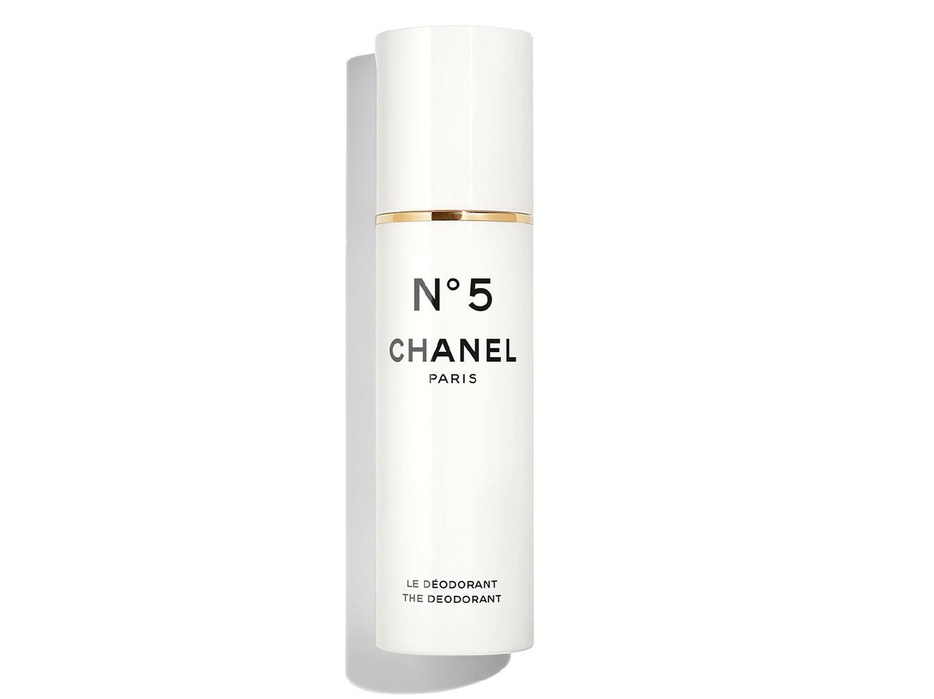 Desodorante Nº5 Chanel.