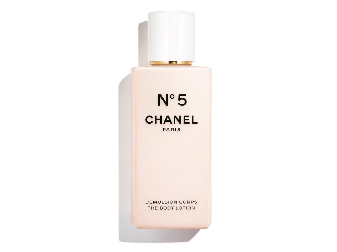 Emulsión Nº5 Chanel.
