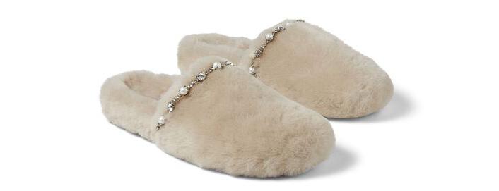 zapatillas de casa Jimmy Choo