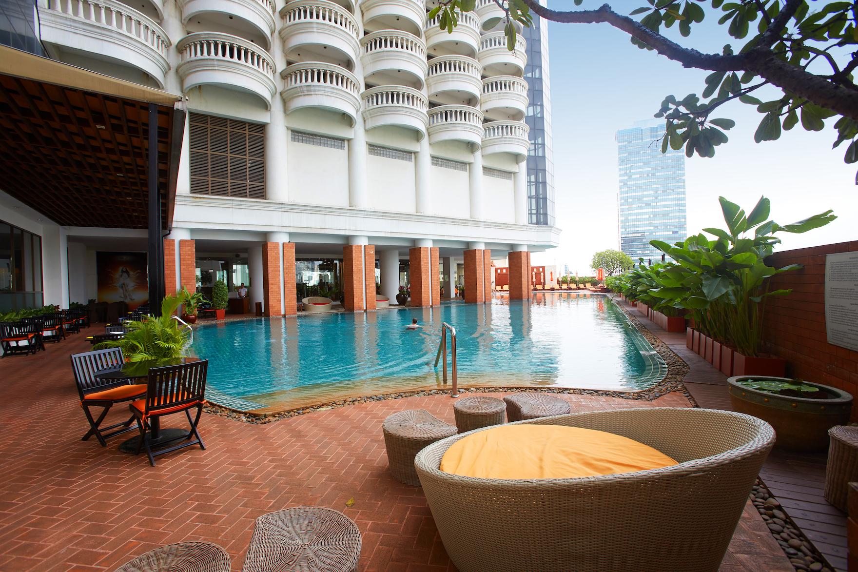 Hotel Lebua en Bangkok
