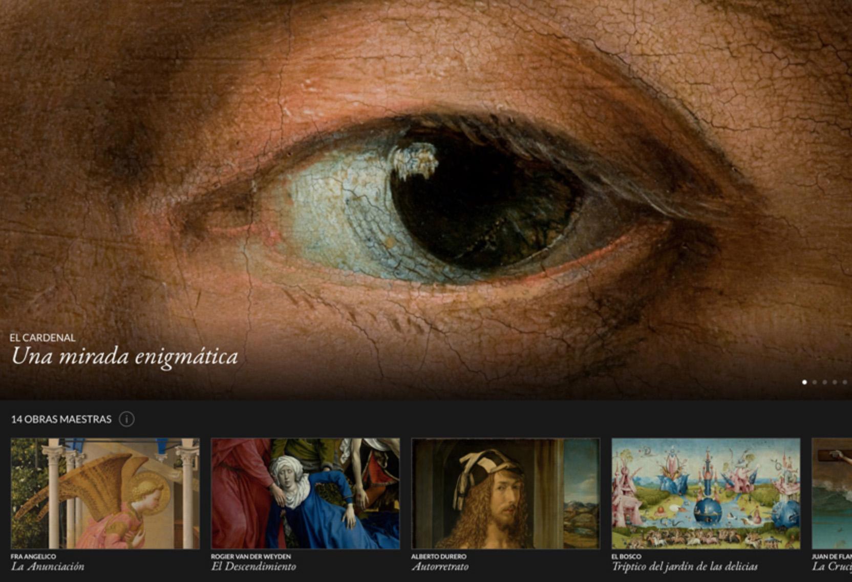 Second Canvas Museo del Prado