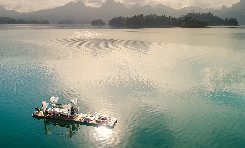 Resort flotante