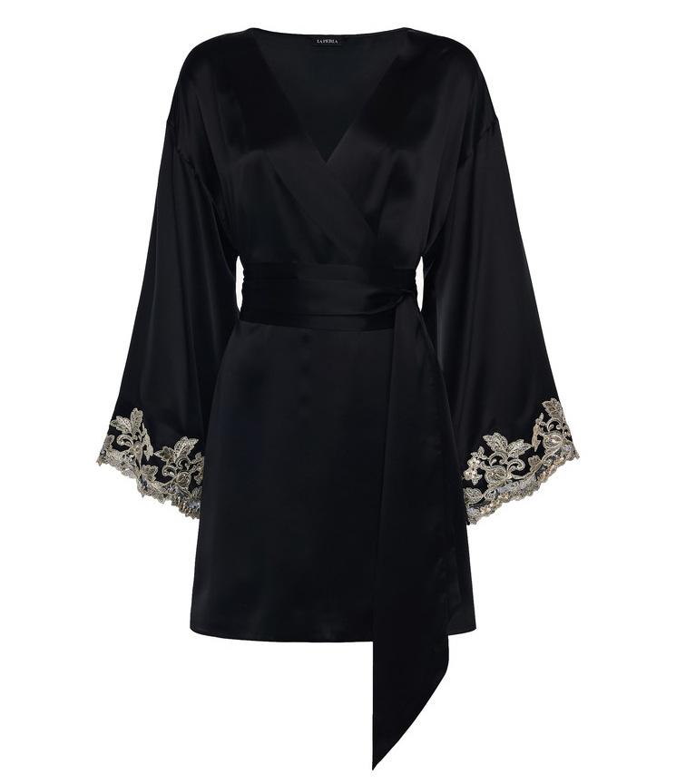 Vestido de seda de La Perla