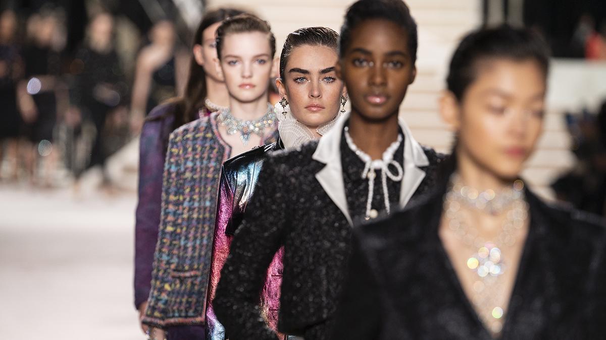 Desfile de Chanel, firmas de moda que apuestan por la sostenibilidad