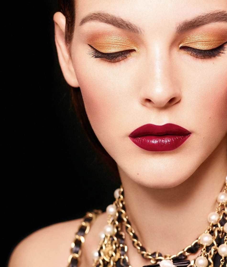 Maquillaje Holiday 2020 de Chanel.