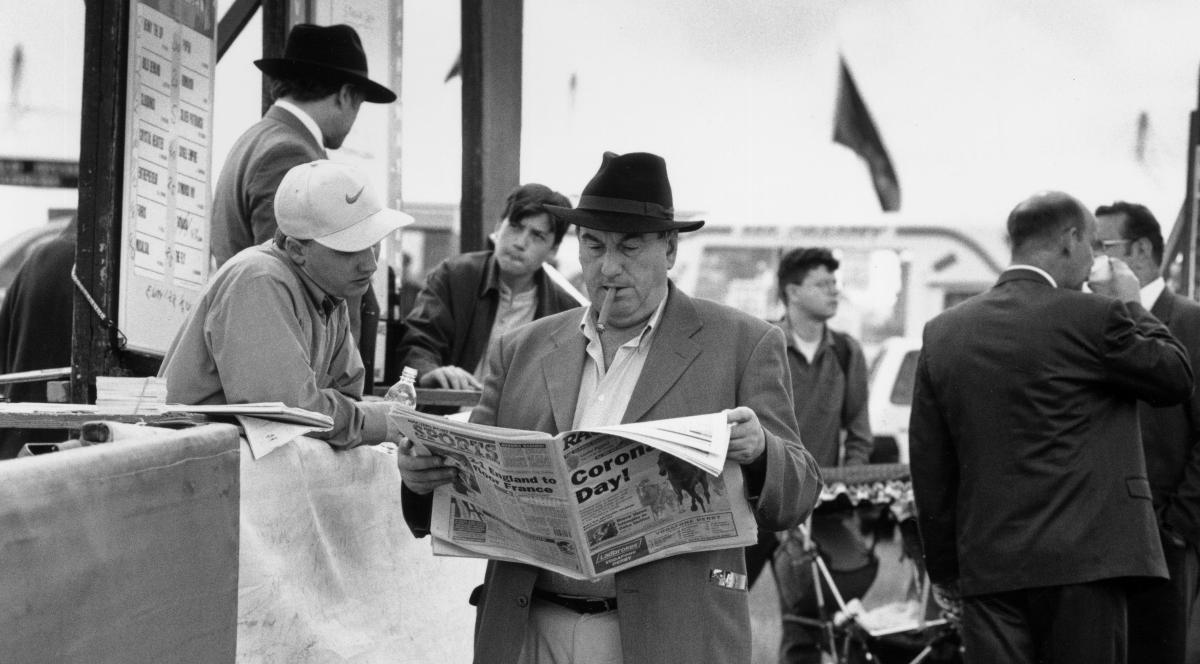 Derby de Epsom en 1997 / Foto: Getty Images