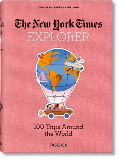 Guía de The New York Times Explorer/ Foto: Taschen