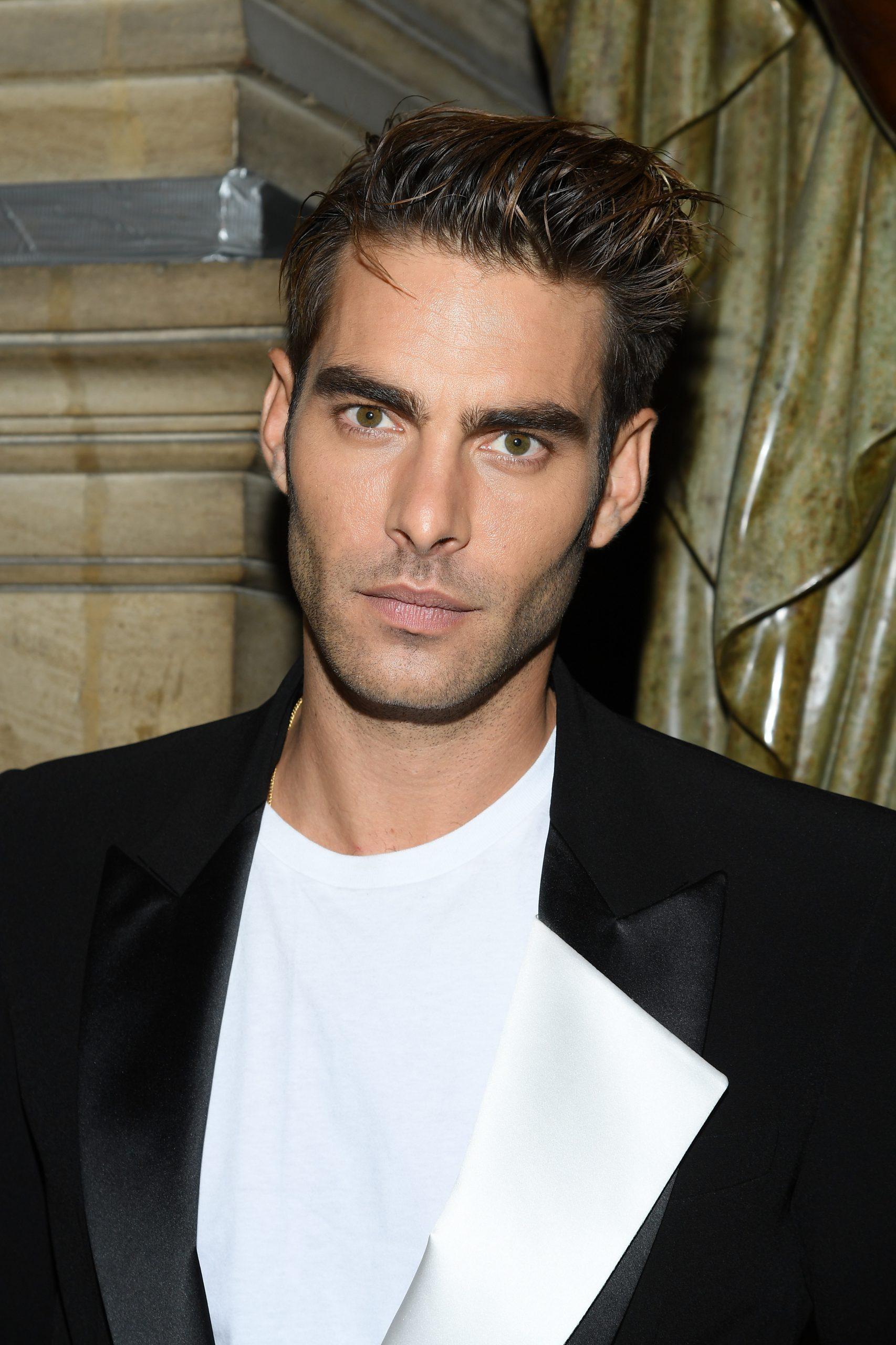 Peinado con tupé: El modelo Jon Kortajarena