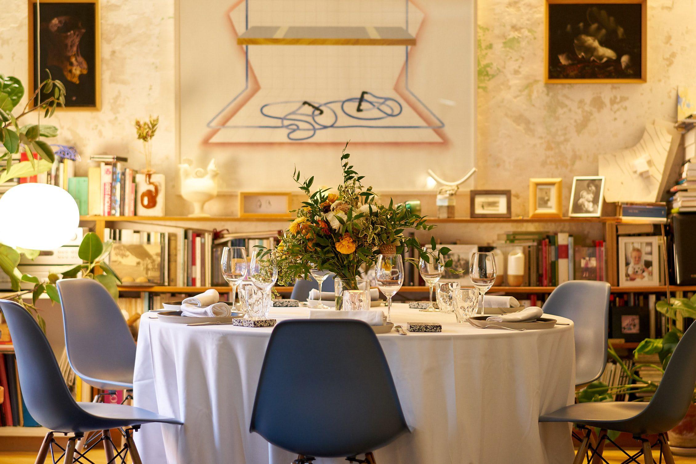 Chefs a domicilio: restaurantes de lujo en casa