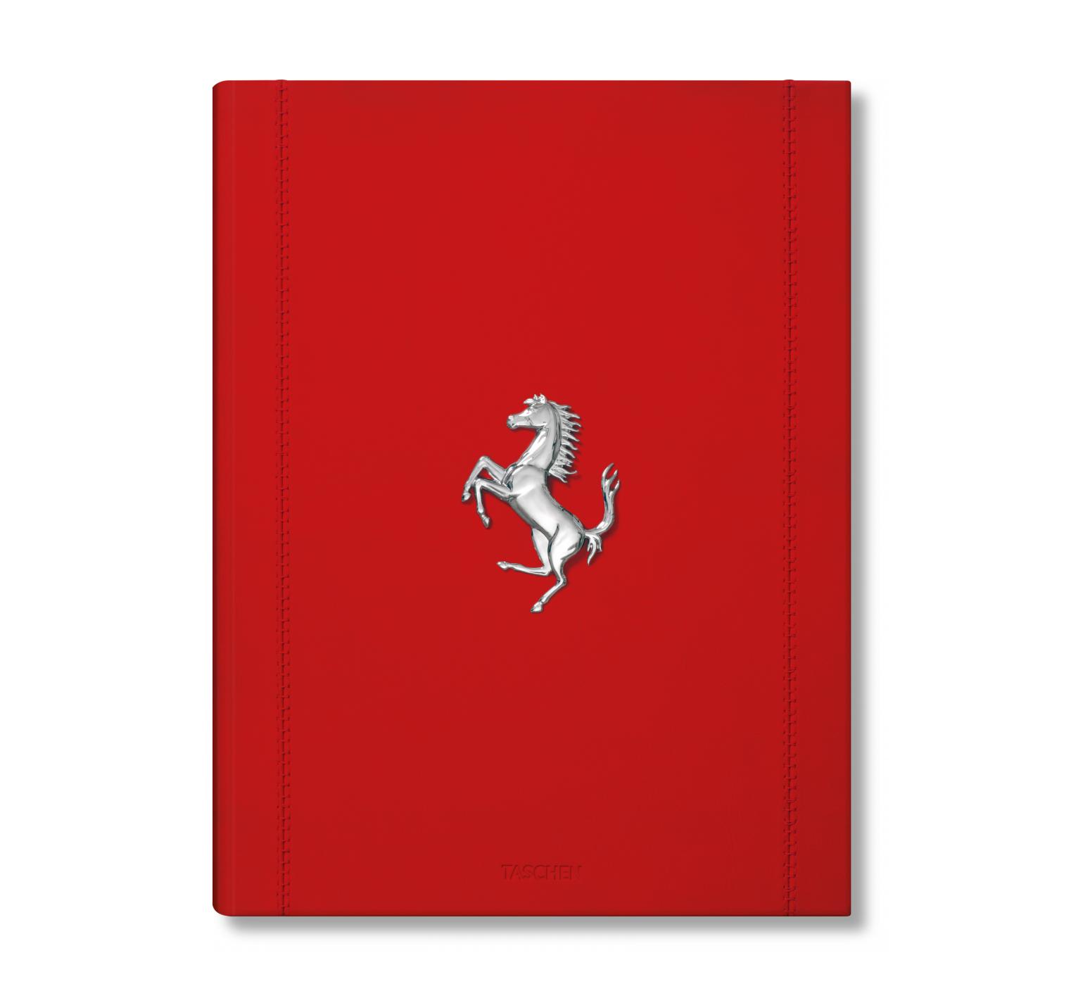 Libro Fascinante Ferrari de Taschen