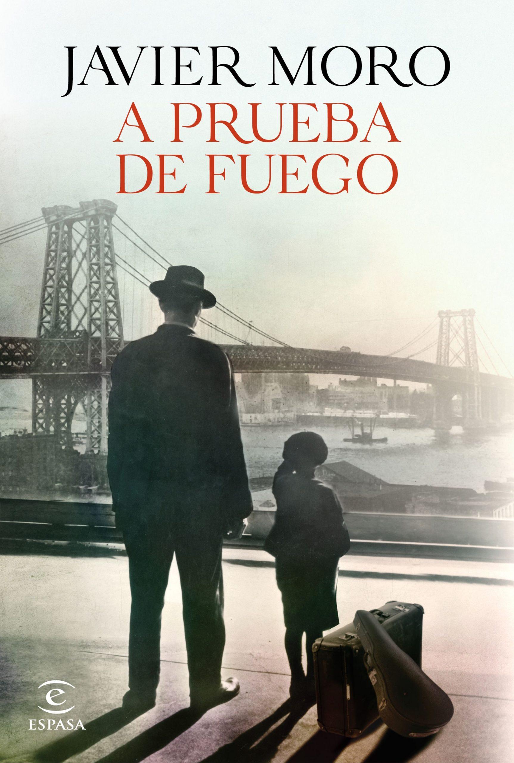 Novela de Javier Moro