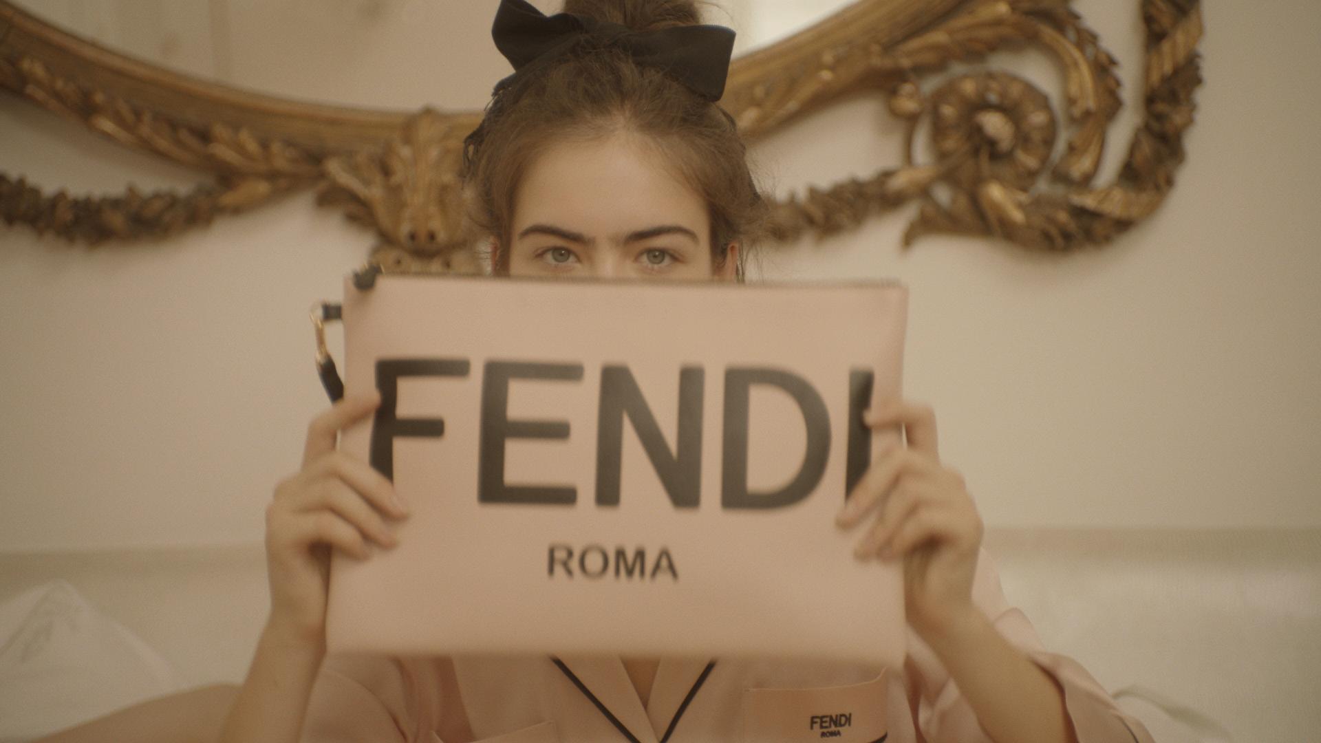 Colección Fendi Roma Holiday/Foto: Fendi.
