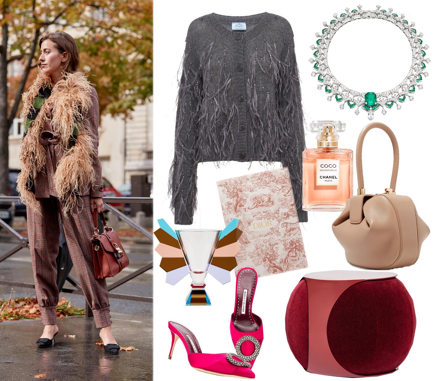 Regalos para mujer de moda, belleza y decoración.