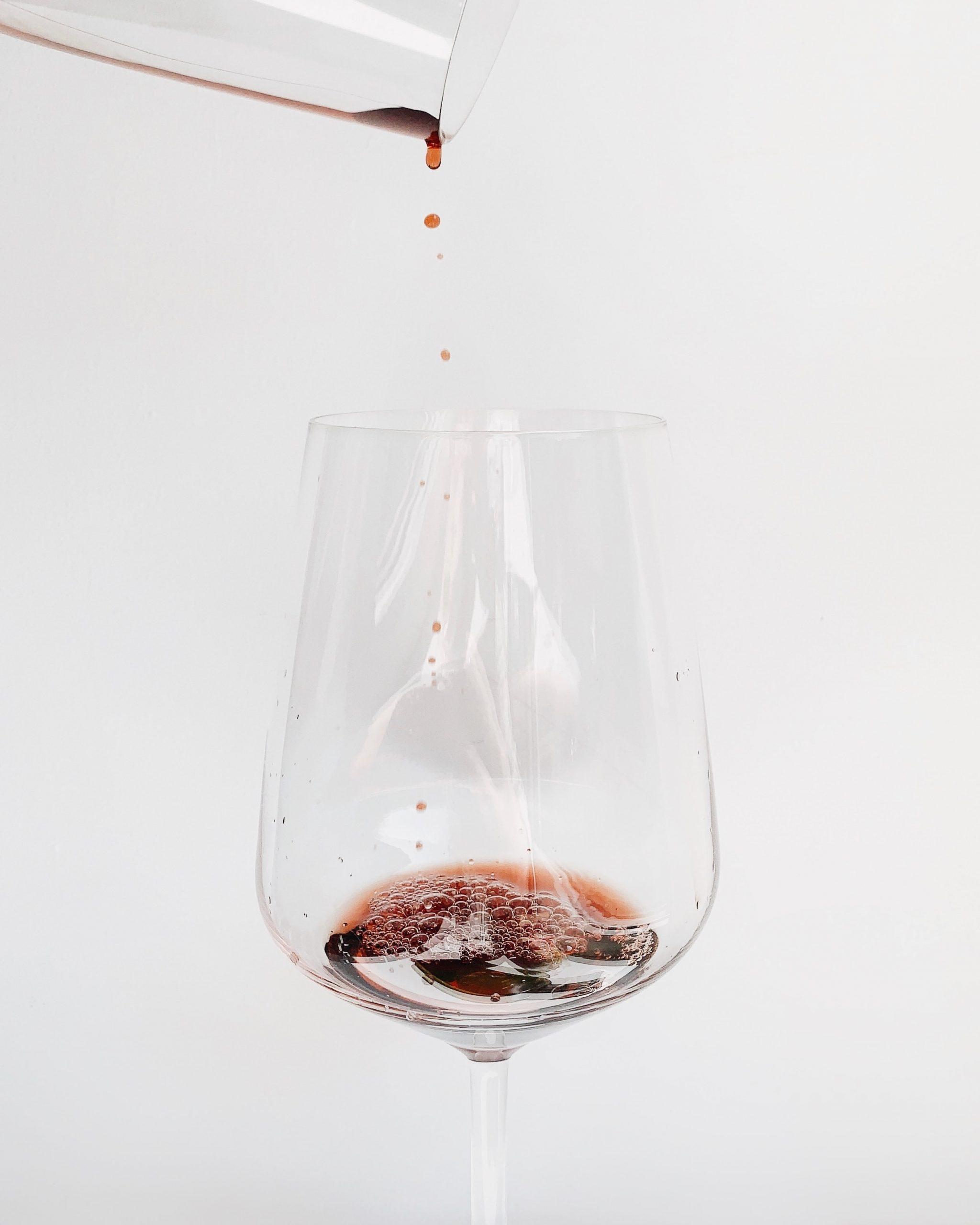 Una copa de vino / Foto: Unplash