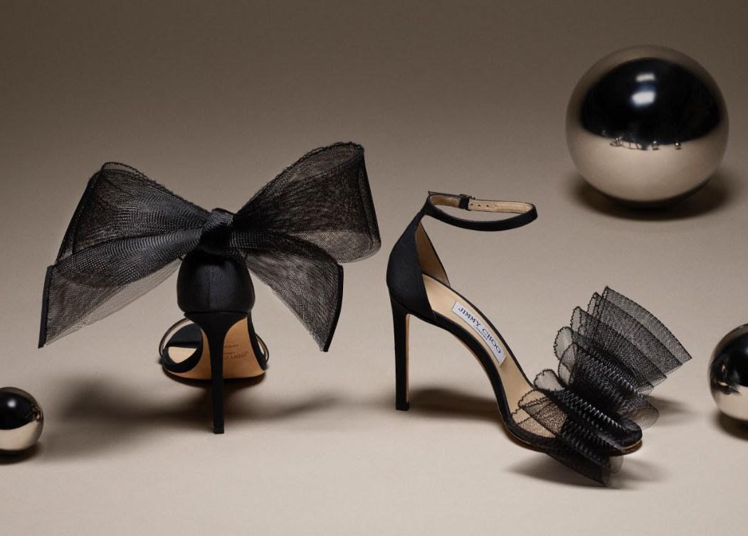 Detalle de un zapato de Jimmy Choo / Foto: Jimmy Choo
