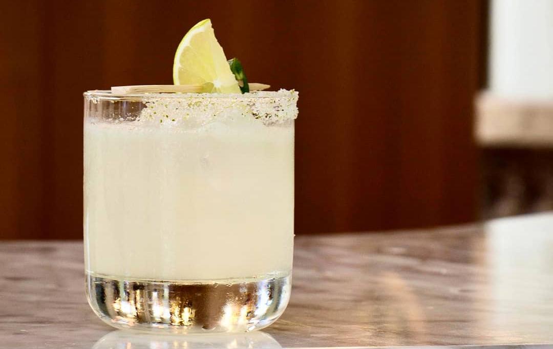 Cóctel Margarita de Somos Garra / Foto: Instagram