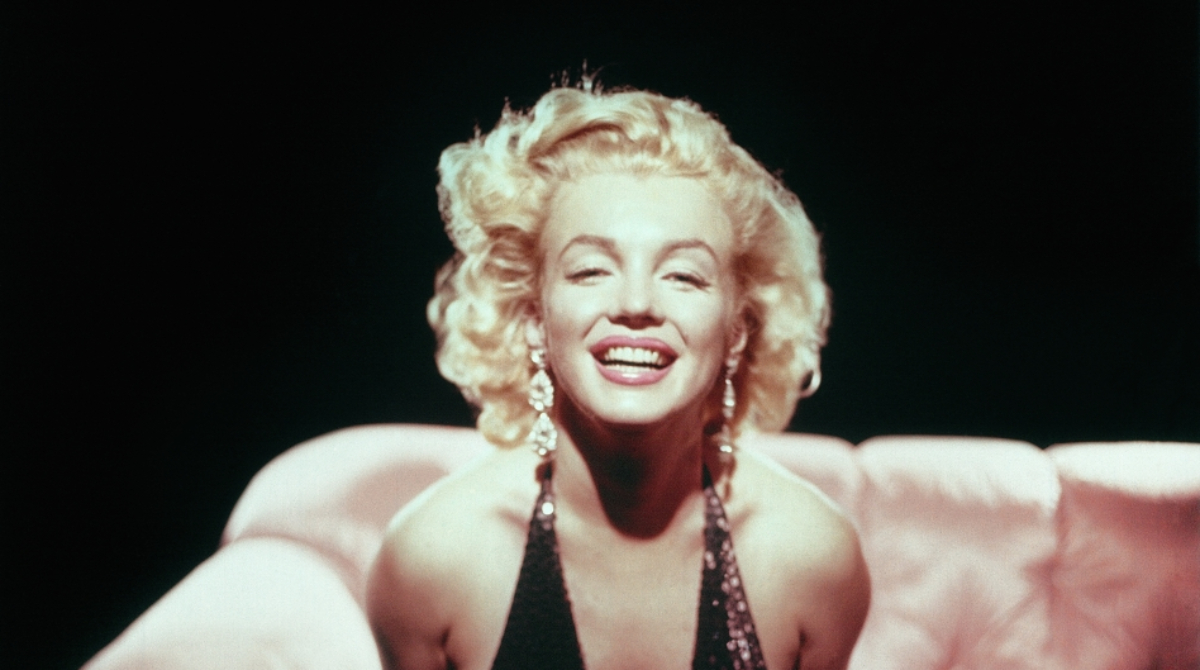 Marilyn Monroe fotografiada por Richard Avedon / Foto: Fondazione Sozzani