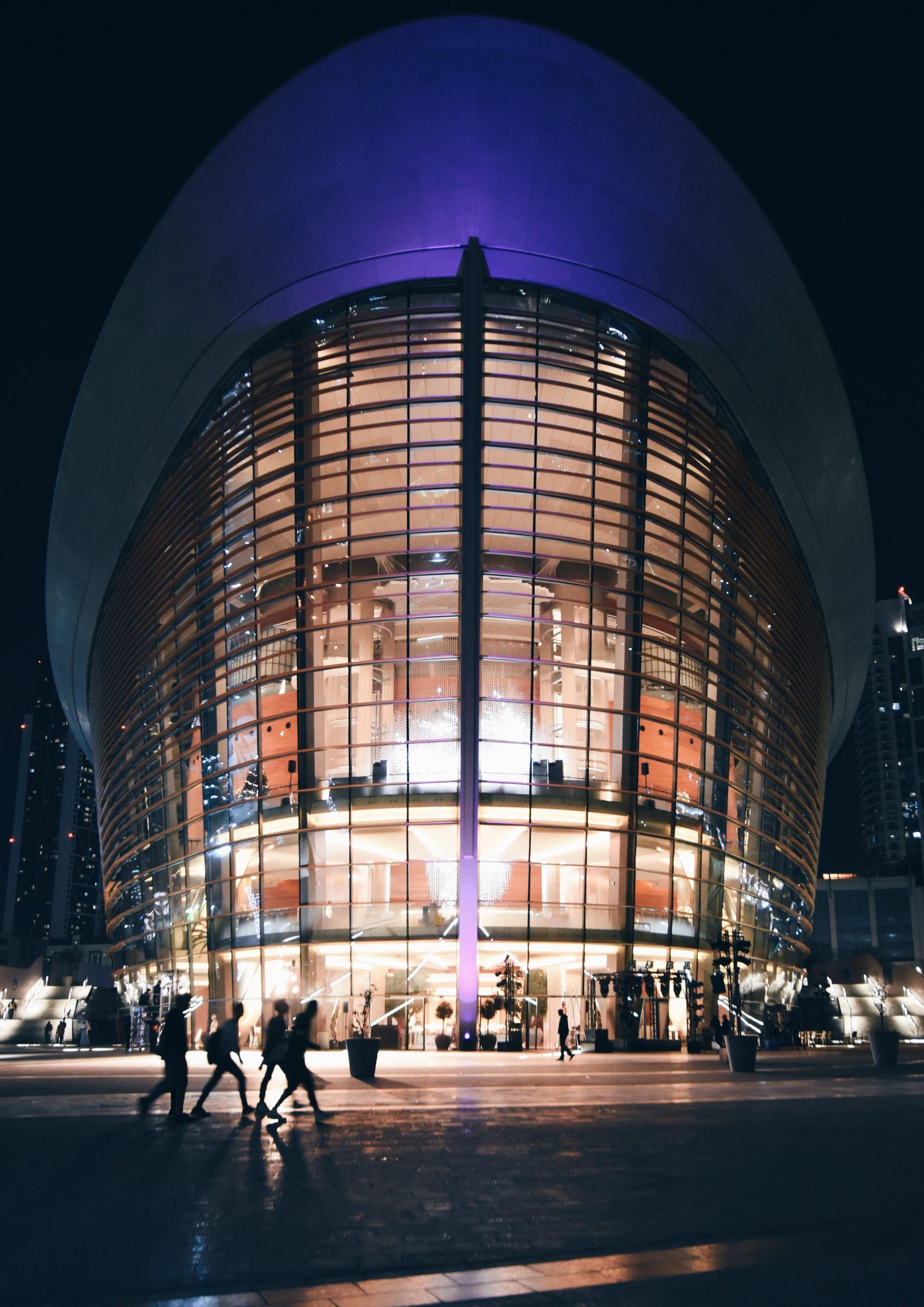 Dubai Opera House/Foto: UNSPLASH