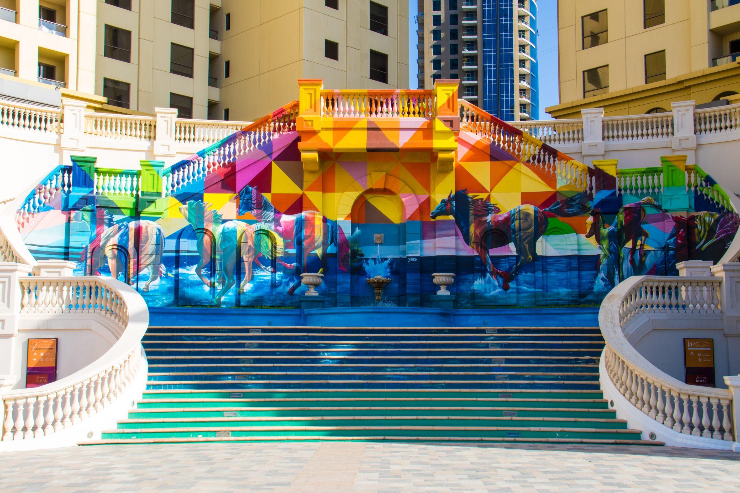 Jumeirah Beach - Dubai/ Foto: Nick Fewings en Dubái