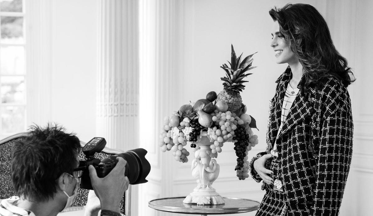 Carlota Casiraghi, nueva embajadora de Chanel/Foto: Chanel