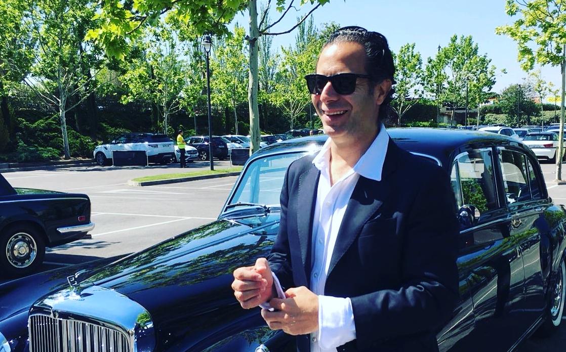 Rafael Chelala, experto en coches/Foto: Rafael Chelala