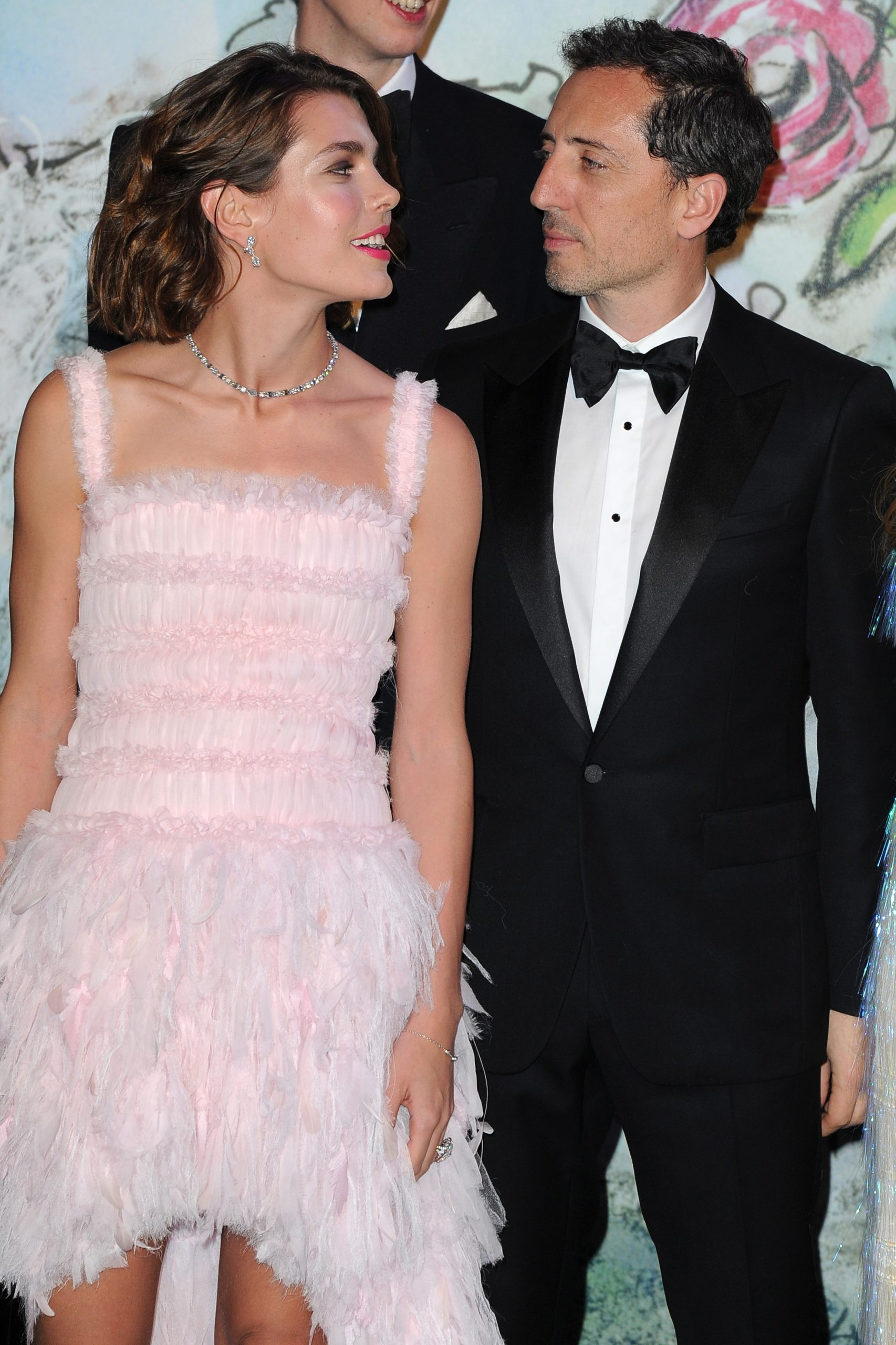 Carlota Casiraghi en el 'Baile de la Rosa' vestida de Chanel/ Foto: GETTY