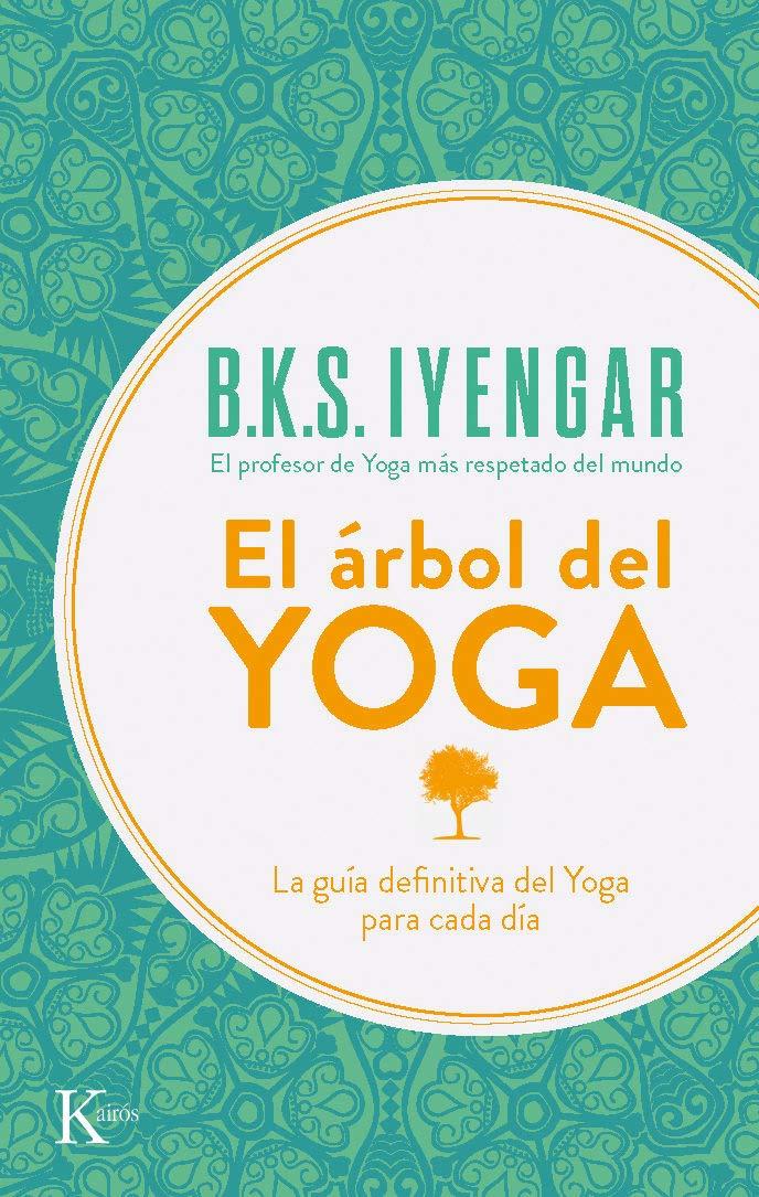 Portada de 'El árbol del yoga'