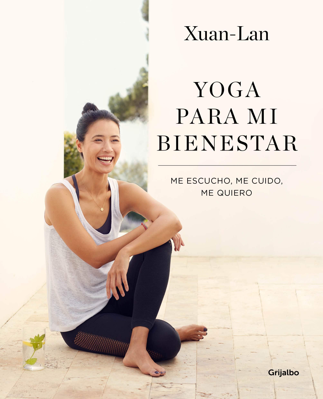 Portada de 'Yoga para mi bienestar'