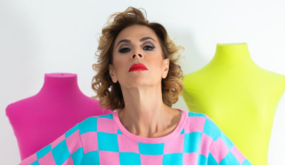 Ágatha Ruiz de la Prada / Foto: Jo García Garrido